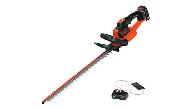 Black & Decker Battery Hedge Trimmer GTC18502PST og