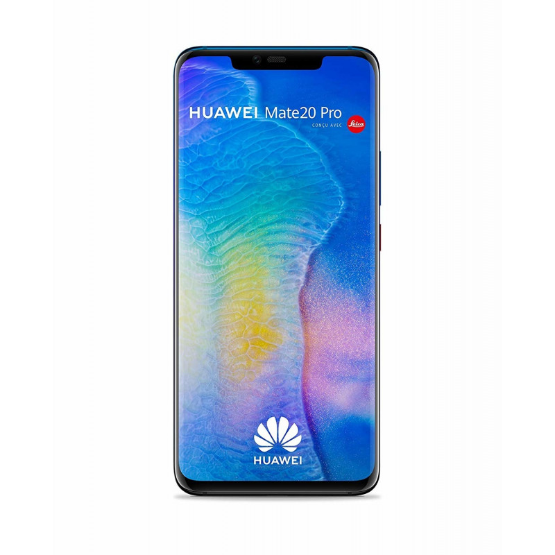 Huawei Mate 20 Pro - 6.39 - 128GB - Android - blue/purple
