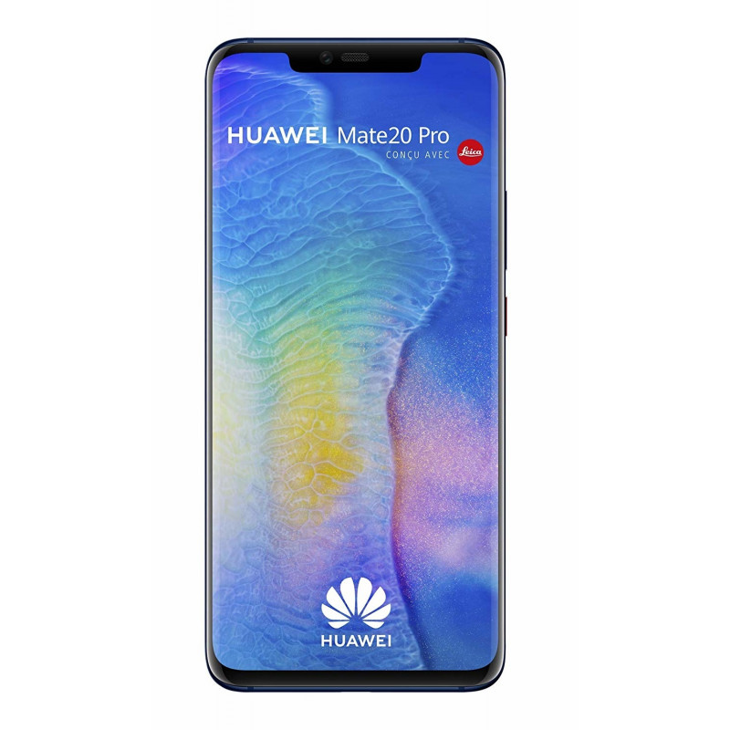 Huawei Mate 20 Pro - 6.39 - 128GB - Android - blue