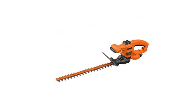 Black+Decker hedge trimmer BEHT201-QS 420W - 45 cm sword length, 16 mm cutting thickness