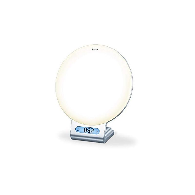 Beurer light alarm clock WL 75 - white