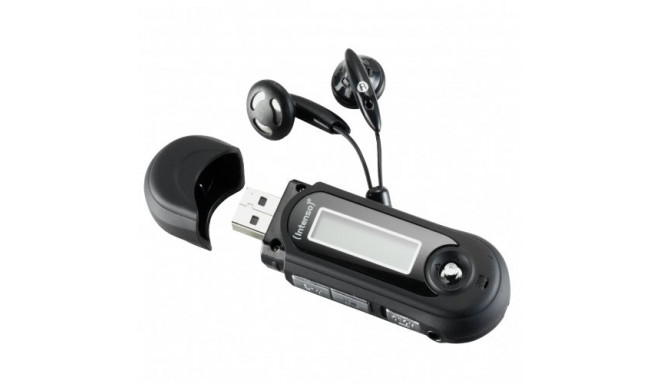 Intenso MP3 player Music Walker 8GB, black