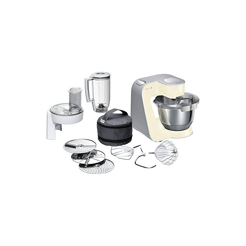 Bosch MUM58920 1000W cream