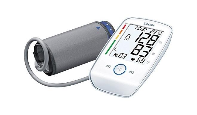 Beurer BM 45, blood pressure monitor