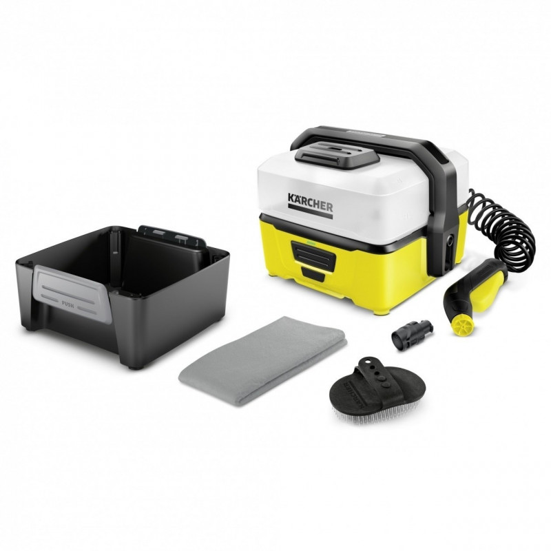 Kärcher Mobile Outdoor Cleaner OC 3 Pet Box