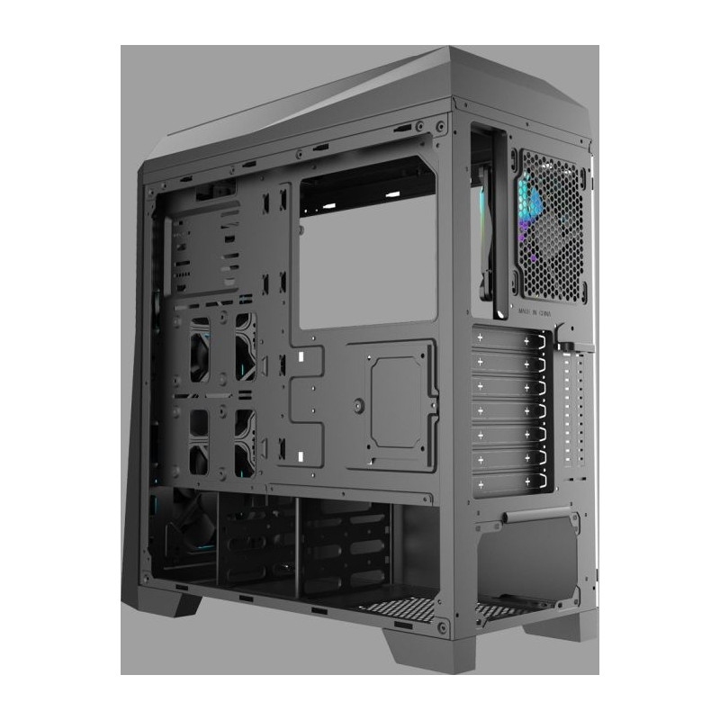 AZZA Chroma 410A - black window