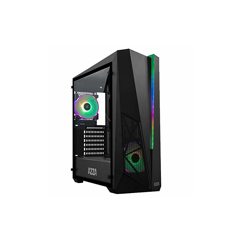 AZZA Thor 320DH RGB - black window