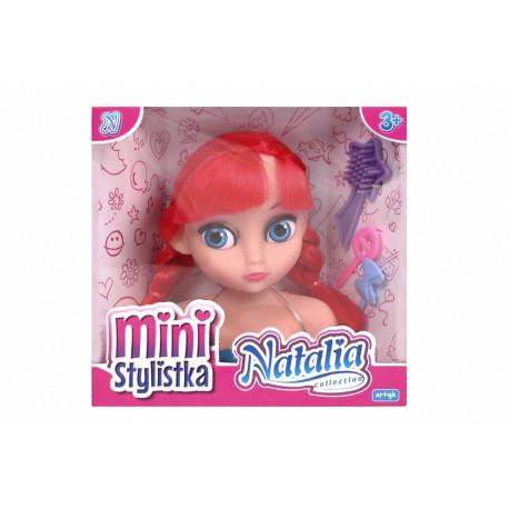 22fa8b0e584 Artyk dolls head Natalia for combing