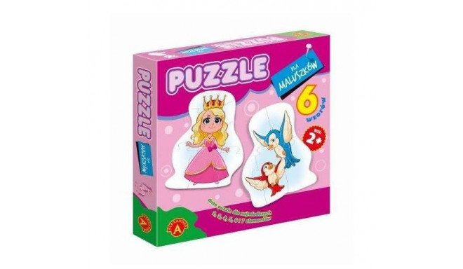 ALEXANDER Puzzle for bab ies Princess