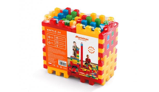 Construction blocks Waffle 24