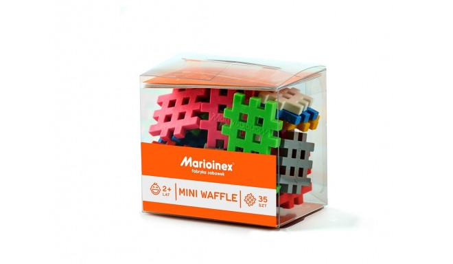 Blocks Mini Waffle 35