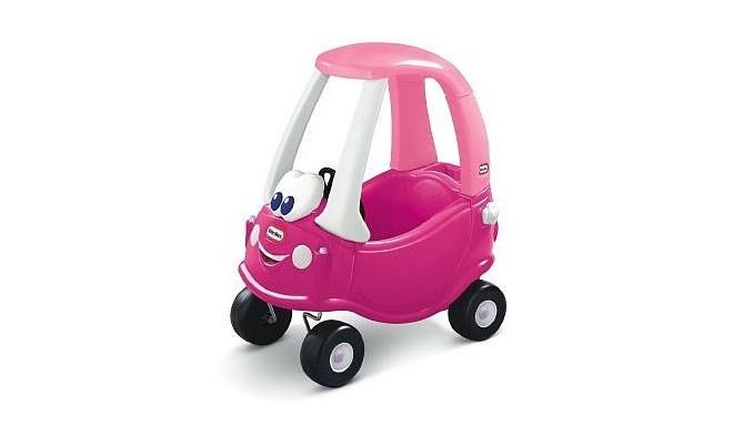 Little Tikes sisseistutav auto Cozy Coupe, roosa