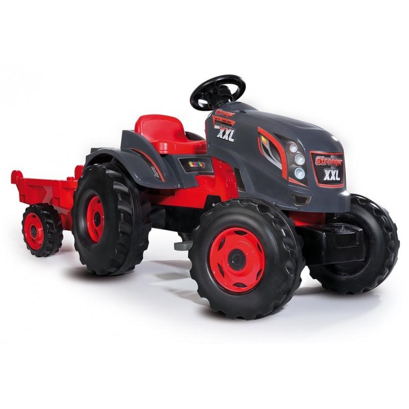 6cd63ca17fd Smoby pealeistutav traktor käruga XXL - Pealeistutavad sõidukid ...
