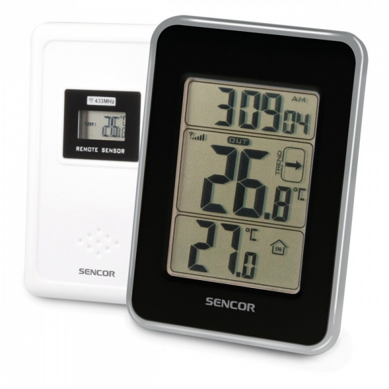 Sencor digitaalne ilmajaam SWS 25 BS