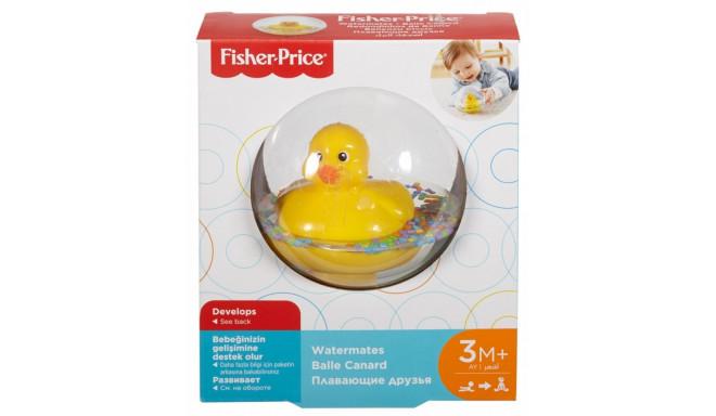 Bath duck, yellow