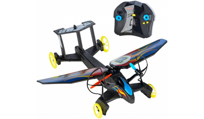 Controlled flying vehicle