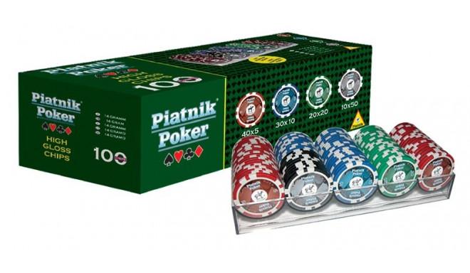 Poker Chips 100
