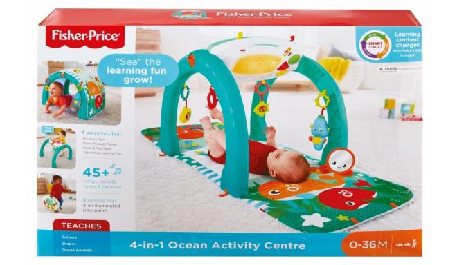 4in1 Ocean Activity Centre mat