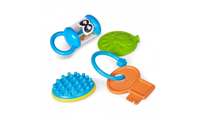 Baby Senses rattle set