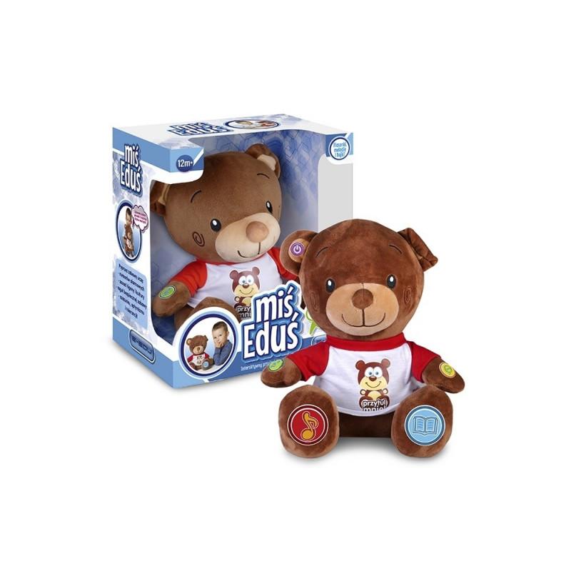 Educational Teddy Bear