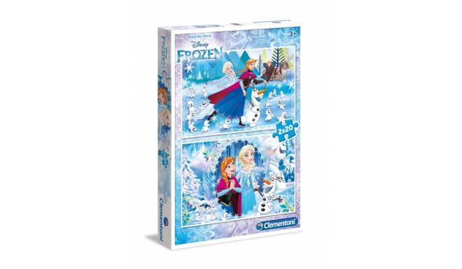 2x20 Elements, Frozen