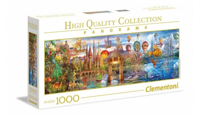 1000 elements Panorama High Quality Fantasy Panoramic