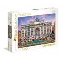 500 pcs di Trevi Fountain