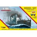 'V106' Torpedo Boat (German Torpedo Boat from I World)