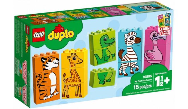 Blocks DUPLO My First Fun puzzle