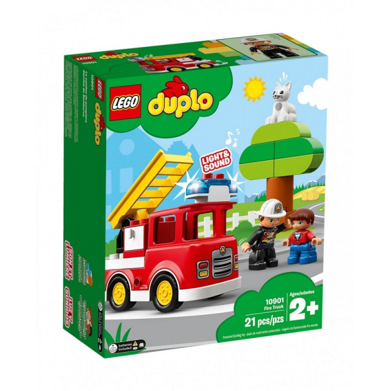 Blocks DUPLO Fire Truck