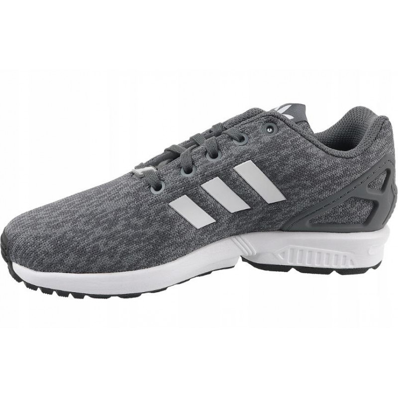 save off 6066f e2108 Shoes sports Adidas ZX Flux J BY9833 (universal; 38; gray color)