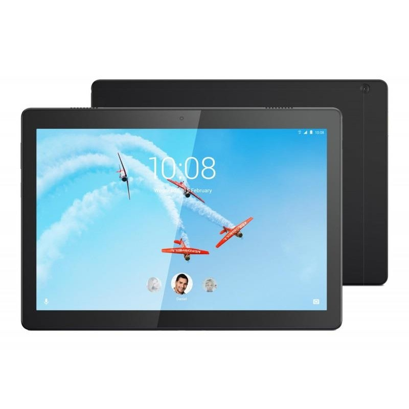 "Tablet Lenovo TAB M10 (TB-X605L) ZA490018PL (10,1""; 32GB; 3 GB; Bluetooth, LTE, WiFi; black color)"