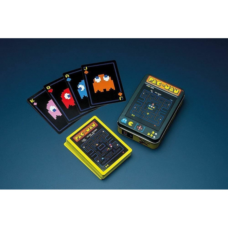 Card for the game Paladone Pac Man