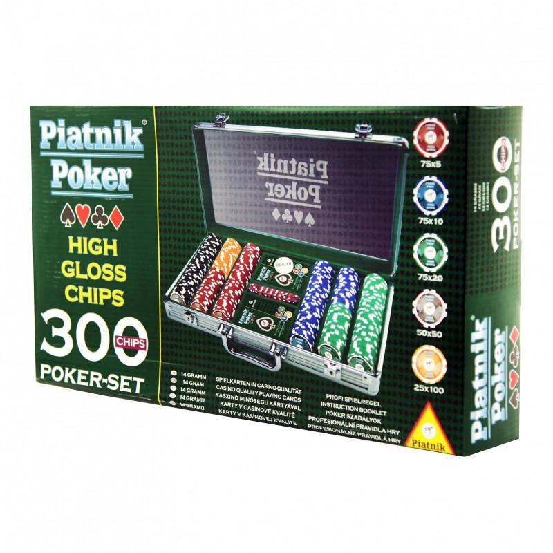 f2936724fcb Poker chips Piatnik - Mängukaardid - Photopoint