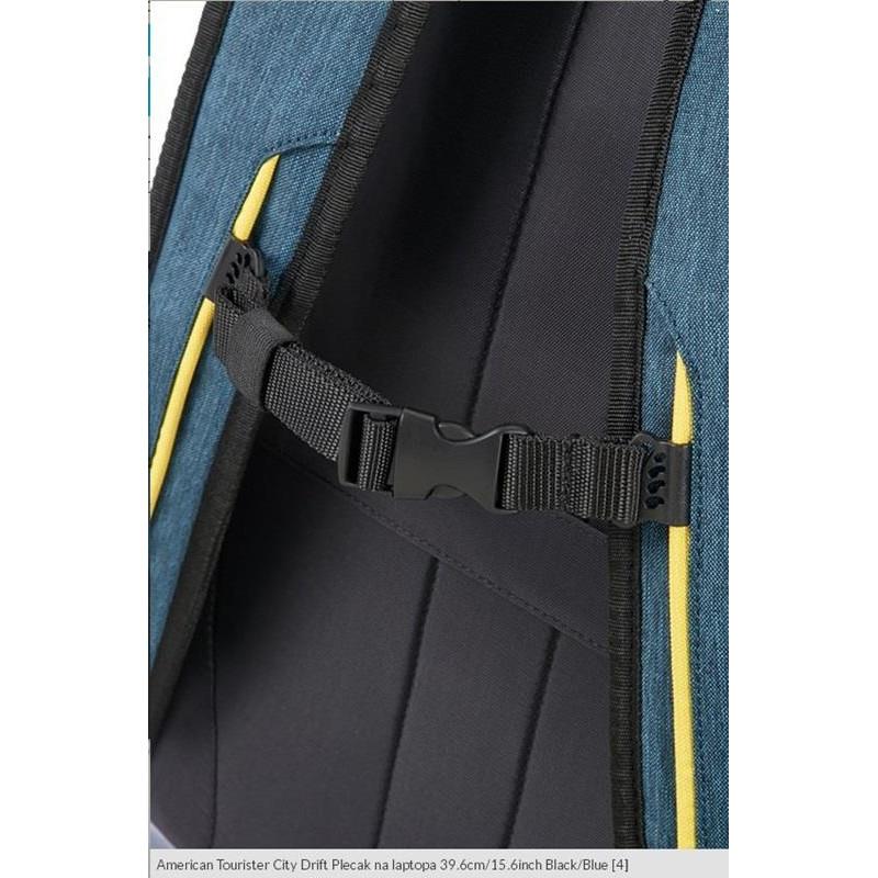 31348c31e3 Rucksack for laptop SAMSONITE American Tourister City Drift 28G19002 ...