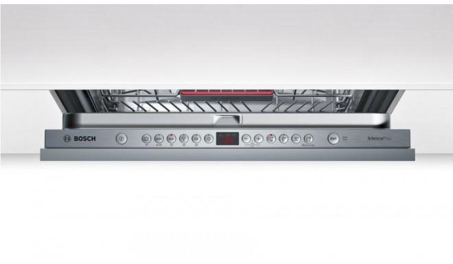 Bosch nõudepesumasin SMV46KX01E 59,8cm, hõbedane