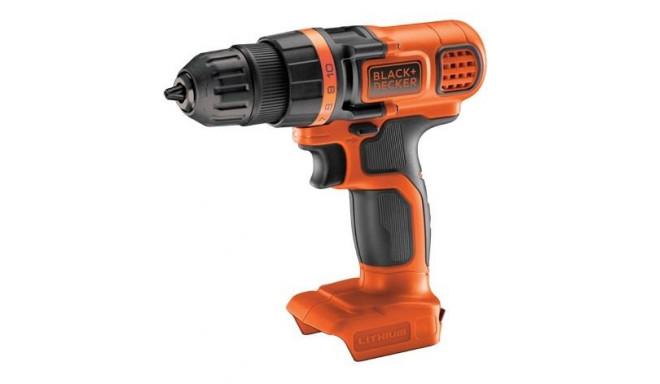 Combi drill Black&Decker aku BDCDD18N-XJ