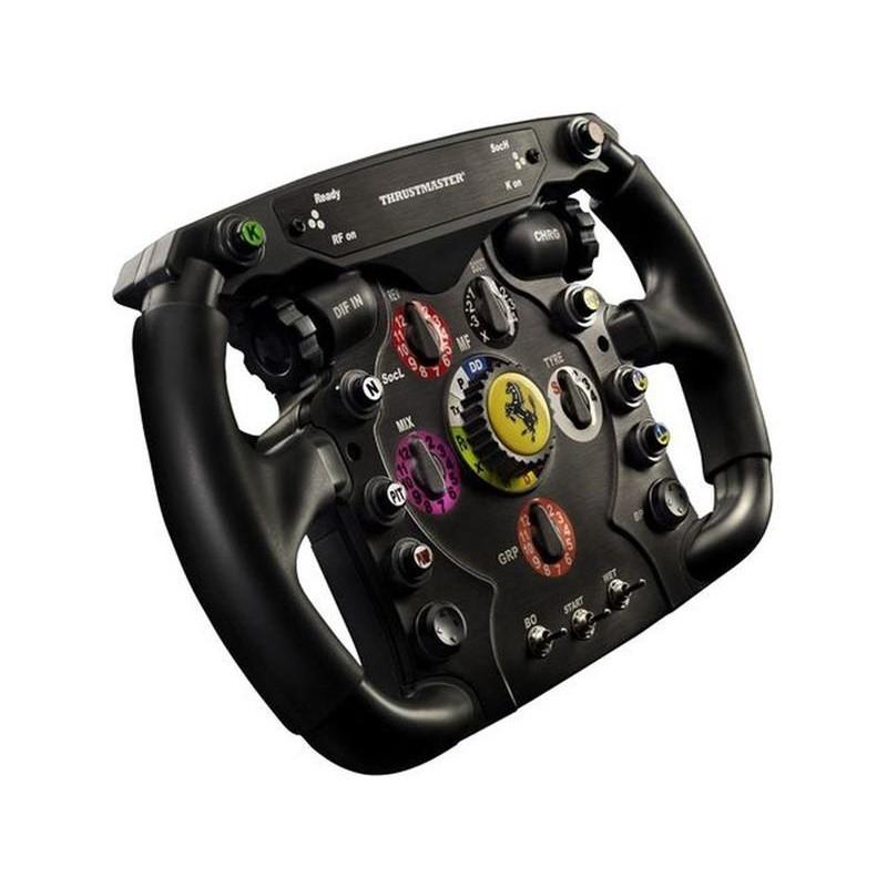 Steering wheel THRUSTMASTER FERRARI F1 ADD-ON 4160571 (PC, PS3, PS4, Xbox  One)