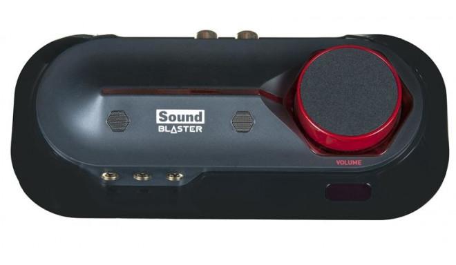 Card sound Creative 5.1 SB OMNI 70SB156000002 (External; USB 2.0)
