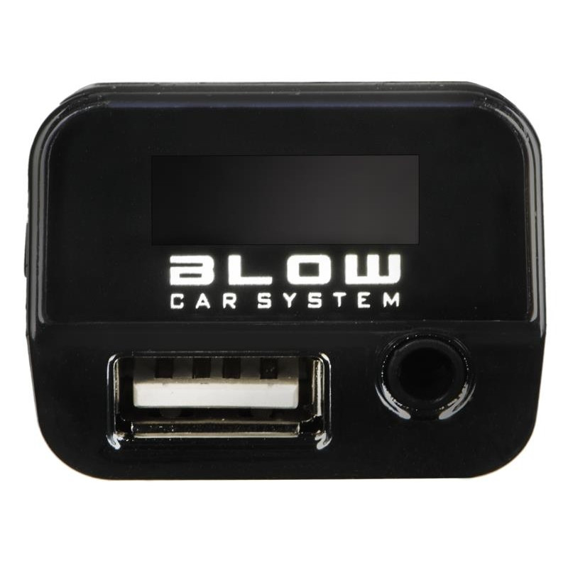 FM transmitter BLOW 74-136# (Jack 3,5mm, USB 2.0)