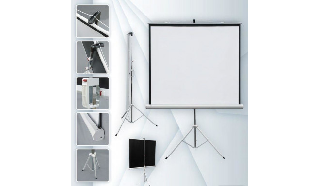2X3 projektori ekraan ETPR1818/ECO