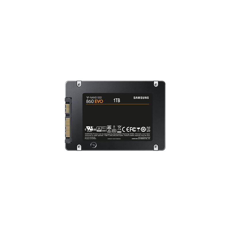 Samsung SSD 860 EVO MZ-76E1T0B/EU 1000GB