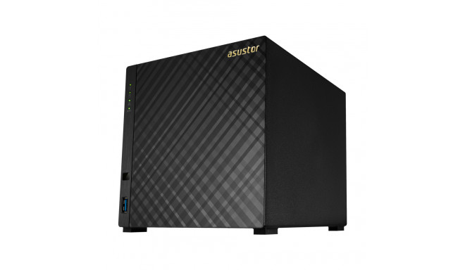 Asus Asustor Tower NAS AS3204T v2 up to 4 HDD
