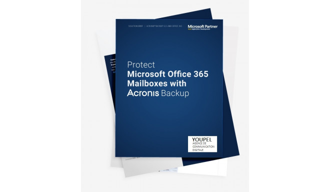 Acronis Backup Advanced Office 365 Subscripti