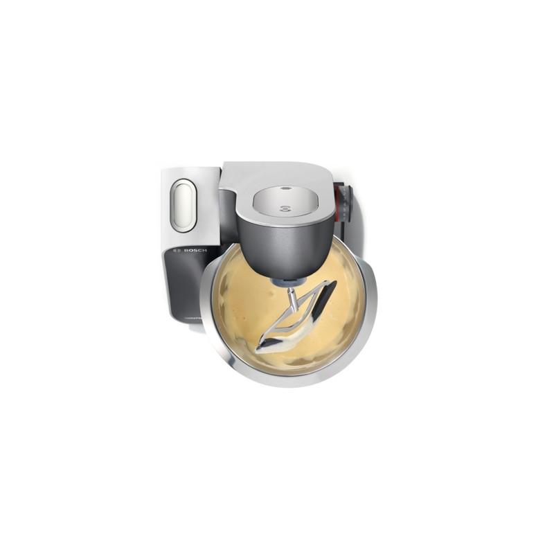 Bosch Food processor MUM59M55 Black/ silver,