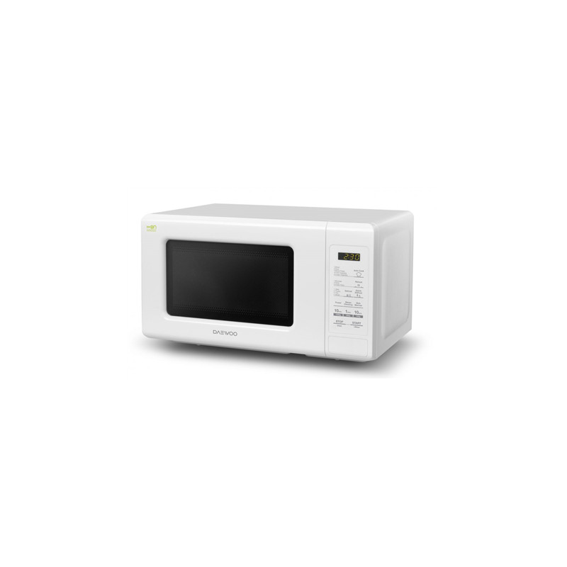 403e0bda961 Daewoo microwave oven KQG-661BW 20l Grill - Microwave owens - Photopoint