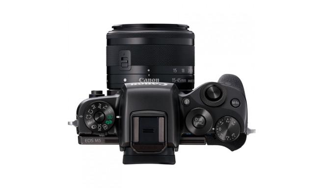 Canon EOS M5 15-45 S EU26 Mirrorless Camera K