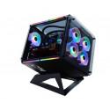AZZA Cube 802F with digital RGB Fan Side wind