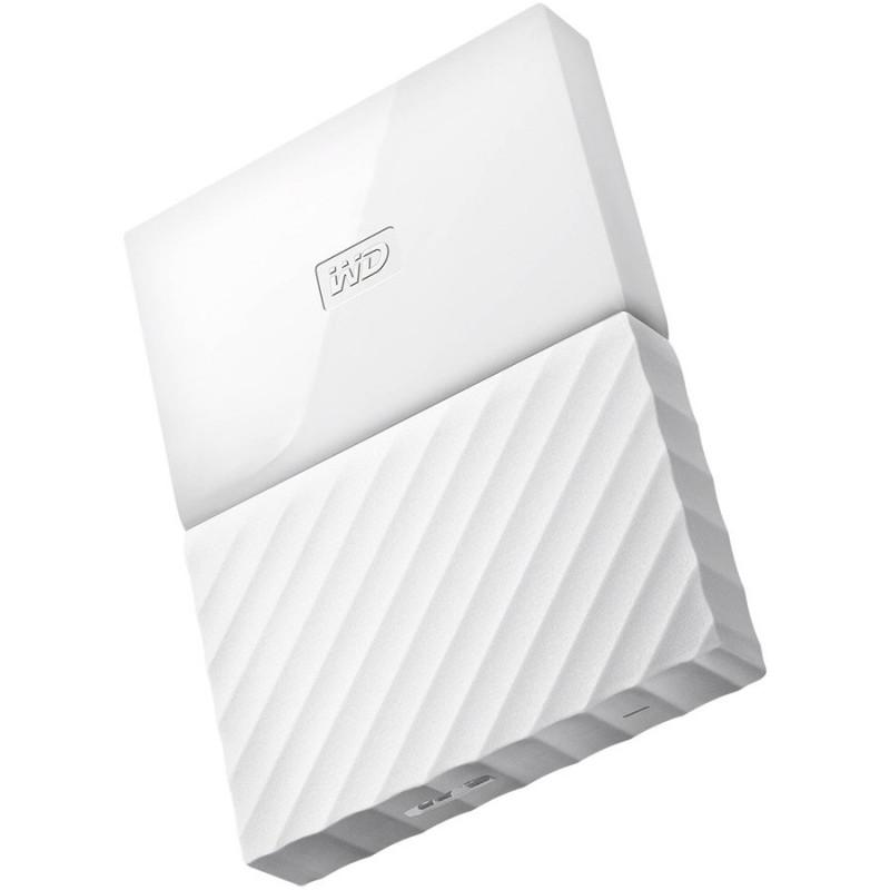 "Western Digital external HDD 4TB My Passport 2 5"" USB 3 0, white"