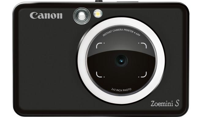 Canon Zoemini S, melns
